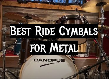 5 Best Ride Cymbals for Metal